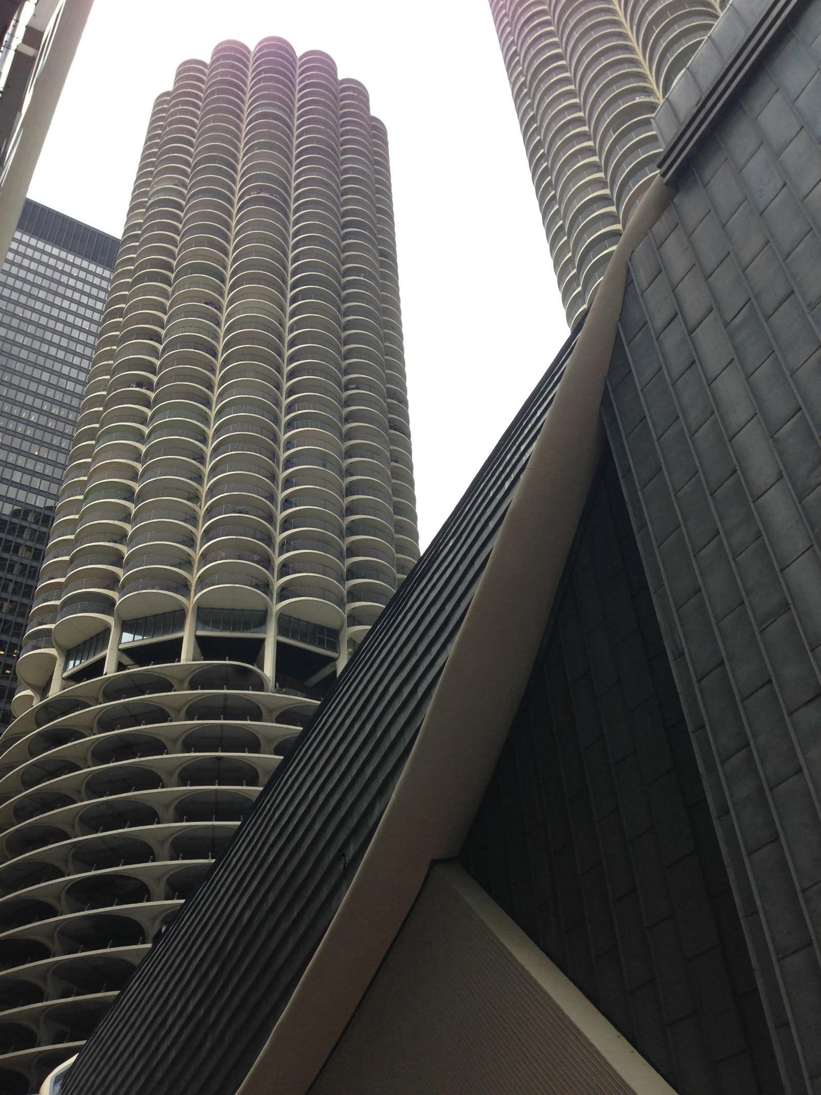 Marina City/House of Blues. Chicago, IL.