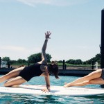 Paddleboard Yoga Class Summer Chicago_-1