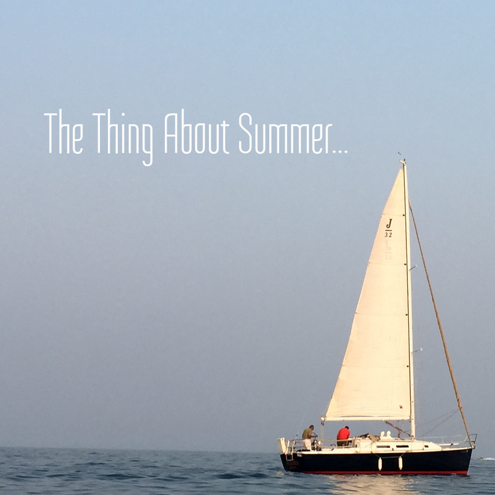 the thing about summer