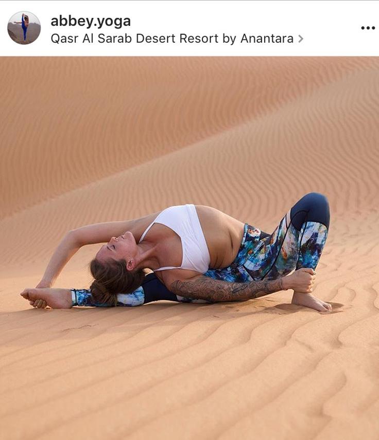 abbey.yoga on Instagram